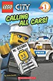 LEGO City Reader: Calling All Cars!