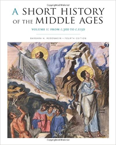 A Short History of the Middle Ages: From C.300 to C.1150 Volume 1