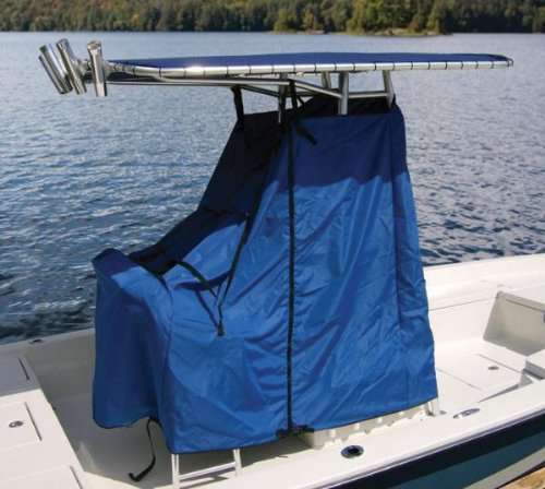- Taylor Made Products 67852OB Universal T-Top Center Console Cover, Blue, 48 x 60 x 66 Inch, Trailerable