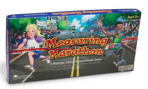 Learning Resources Measuring Marathon Mtple Choice Measure