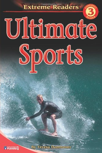 Ultimate Sports, Level 3 Extreme Reader (Extreme Readers) by Brand: Brighter Child