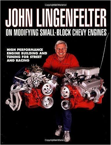 John Lingenfelter on Modifying Small-block Chevy Engines: John