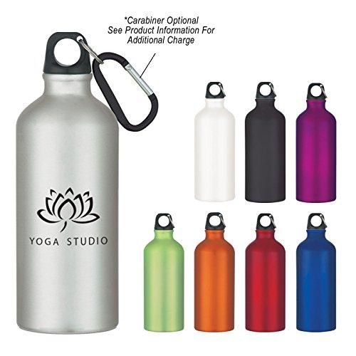 20 OZ. Aluminum Bike Bottle - 36 Quantity - PROMOTIONAL PRODUCT / BULK / BRANDED with YOUR LOGO /...