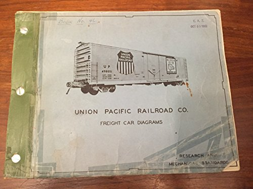 - Union Pacific Railroad Freight Car Diagrams