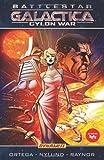 Battlestar Galactica: Cylon War (Battlestar Galactica (Paperback))