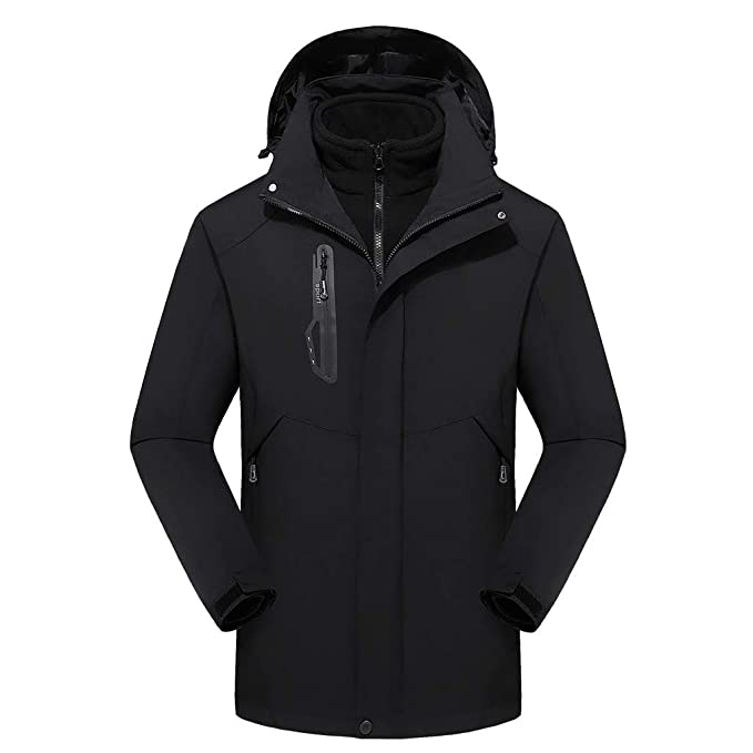 Amazon.com: Goddessvan 2019 Mens Mountain Snow Waterproof ...