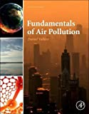img - for Fundamentals of Air Pollution, Fifth Edition book / textbook / text book