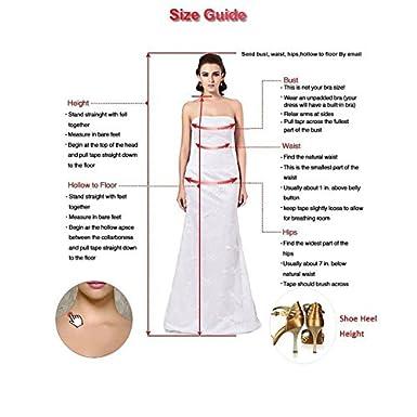 YIPEISHA Womens Sweetheart Beaded Organza Wedding Dresses Bridal Gowns