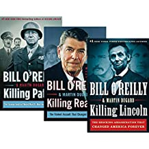 Bill O'Reilly's Killing Series: Killing Paton, Killing Lincoln, Killing Regan