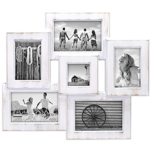 Distressed Collage Frame: Amazon.com