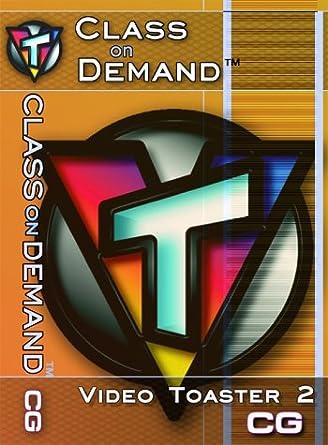 Amazon com: VT Video Toaster 2 : Character Generator - Class