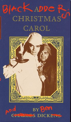 Black Adder - Christmas Carol [VHS]