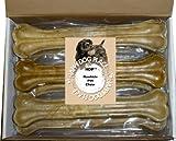 HDP 12'' Pressed Rawhide Bone Pack of 10