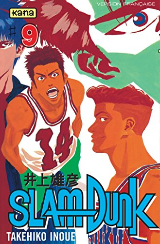 Slam Dunk, tome 9