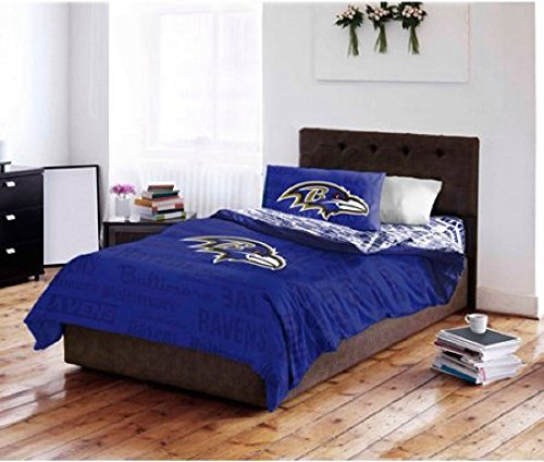 San Diego Chargers Bedding Sets: Baltimore Ravens Bedding, Ravens Bedding Set