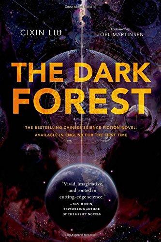 """""""The Dark Forest"""" av Cixin Liu"""