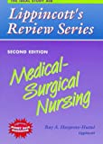 img - for Medical-Surgical Nursing (Lippincott's Review Series) book / textbook / text book