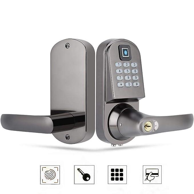 Cerradura electrónica, Cerradura de Puerta Digital con ...