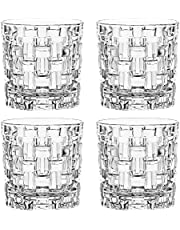Spiegelau & Nachtmann, 4-delat SOF-set, kristallglas, höjd: 8,9 cm, Bossa Nova, 103038