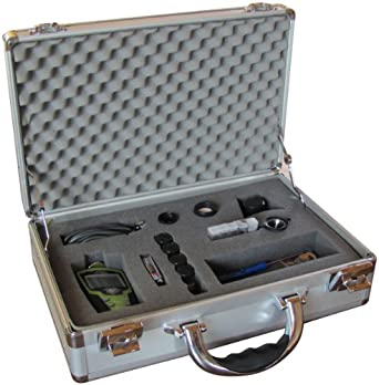 MicrOptix i-LAB Aluminum Travel Case