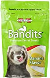 Marshall Ferret Treats, Banana, Bandits, 3 Ounce, 40 Pack
