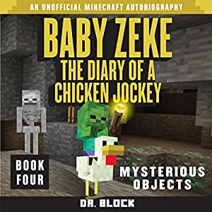 Baby Zeke: Mysterious Objects Audiobook