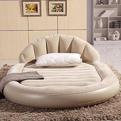 Volverá a cama de matrimonio inflable colchón de aire ...