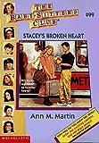 Stacey's Broken Heart, Ann M. Martin, 0590692054