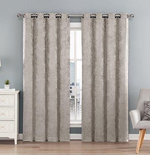 Extra Long Window Curtains: Amazon.com