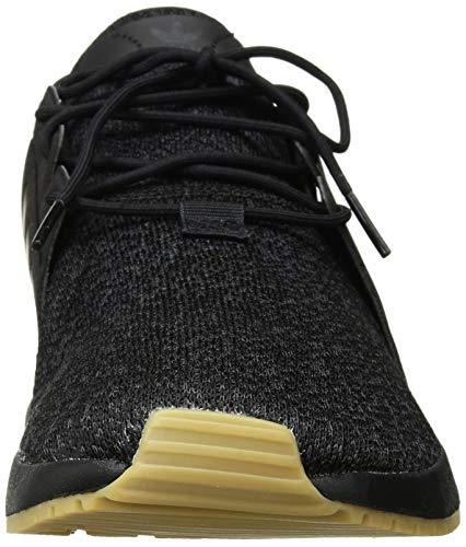 Black Indoor Gum Black adidas X Scarpe Uomo PLR Multisport 6w0qz