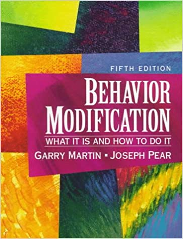 Amazon behavior modification what it is and how to do it amazon behavior modification what it is and how to do it 9780137002047 garry martin books fandeluxe Image collections