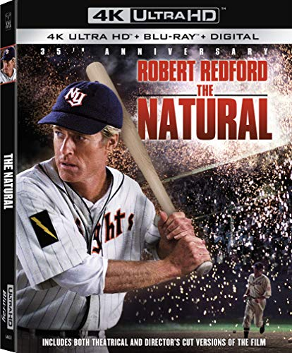 Une Natural (The Natural [Blu-ray])