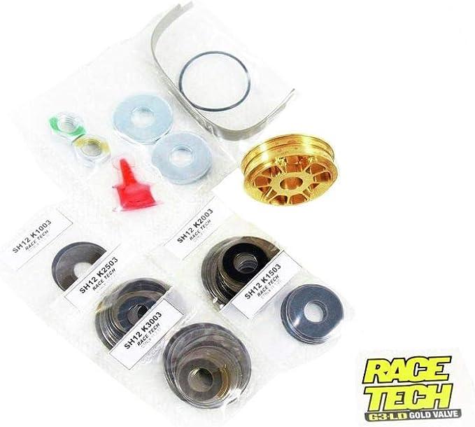 Race Tech Gold Valve Fork Kit  Type 1 FMGV S2050C*