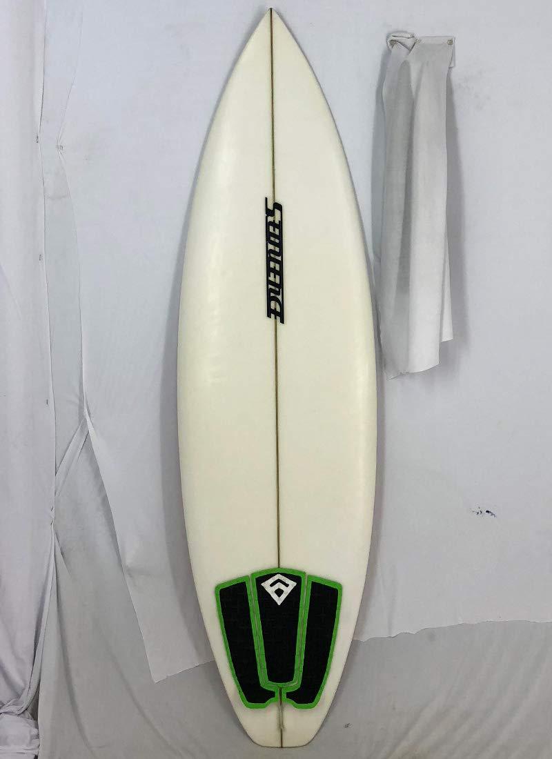 SEQUENCE(シークエンス) サーフボード[clear/オレンジ] 179.5cm ショートボード