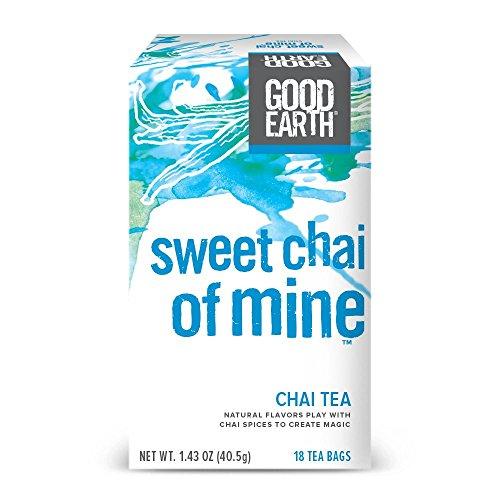 Good Earth Organic Tea