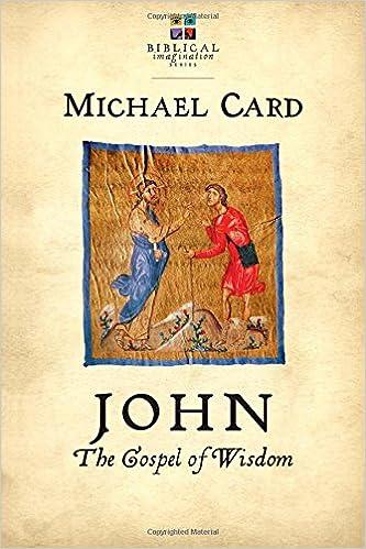 Book John (Biblical Imagination)