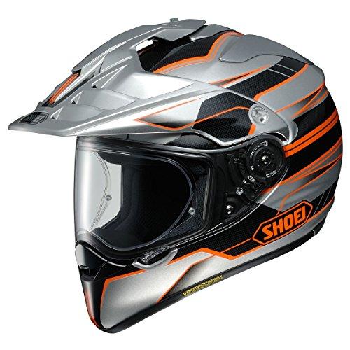 Shoei Hornet X2 Navigate Street Racing Motorcycle Helmet - TC-8 / X-Large