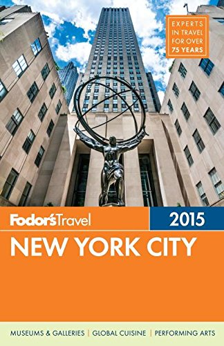 Fodor's New York City 2015 (Full-color Travel Guide)