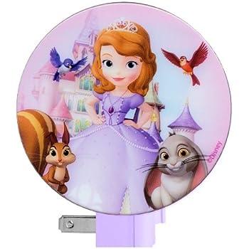 Amazon.com: Disney Princess Sofia the First Night Light ...