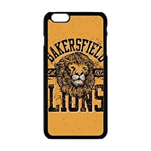 Bakersfield Logos Custom Protective Hard Phone Cae For Iphone 6 Plus