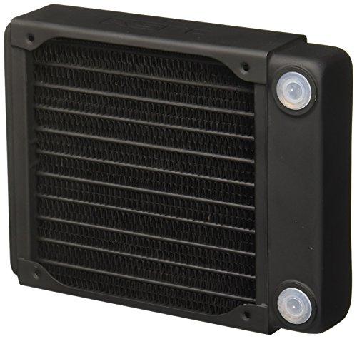 XSPC EX360 Radiator, 120mm x 3, Triple Fan, Black