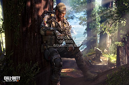 Call of Duty CGC Huge Poster Glossy Finish Black Ops 3 - Specialist Nomad PS3 PS4 Xbox 360 ONE - COD034 (24