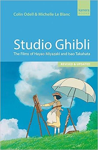 Amazoncom Studio Ghibli The Films Of Hayao Miyazaki And Isao