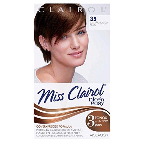 Miss Clairol Tinte Líquido para Cabello, Rubio Cenizo Muy Claro - 24 ...