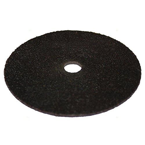 Set 25 Pack 3'' Cutting Hard Metal Grit Cut Off Wheel Circular Air Saw Blade Disc for Industrial Shop Hobby DIY Dremel Rotary Tool by AUTOANDART (Image #1)