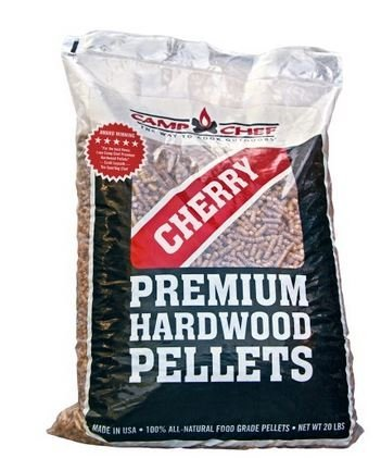 Camp Chef Cherry Premium Hardwood Pellets,