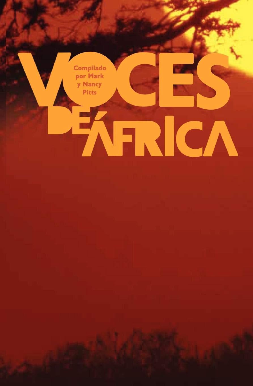 Voces africanas (Spanish Edition)