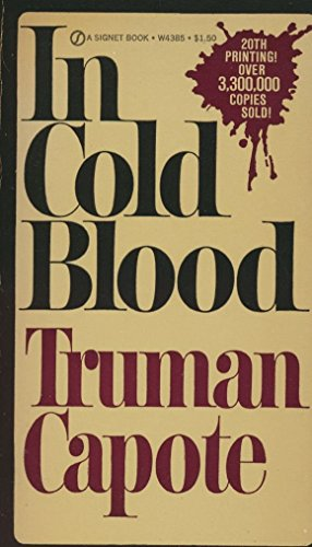 In Cold Blood by Capote, Truman Published by