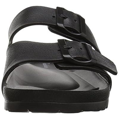 Skechers Women's Cali Breeze-Thunder Bolt-Two Band Slide Sandal | Sport Sandals & Slides