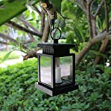 HUAN Solar Lights Solar-powered Light With 1pcs Warm White LED Polycrystalline Solar Panel Romantic For Pathway Garden Yard Water-resistant